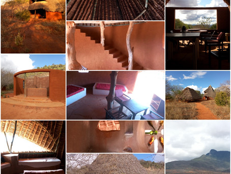 Kenya Sustainable Cities - Earth Architecture and Regenerative Landscaping