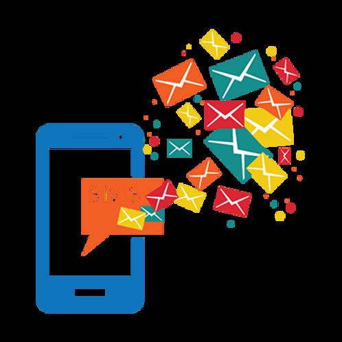20,000 SMS عشرين ألف رسالة نصية