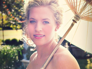 The Beautiful Blushing Bride