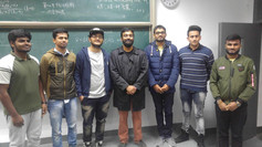 Lecture & meeting with winners of Grand