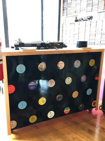 Brewerytown Beats DJ Booth