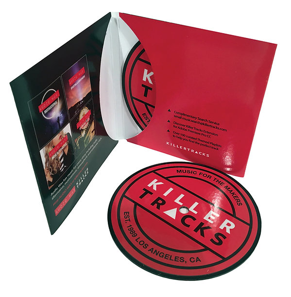 Double Record Label Coaster Sleeve_8x10_