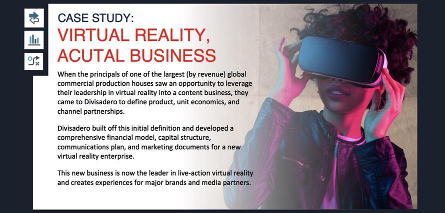 VR Case Study