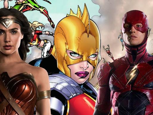 Mulher-Maravilha confirmada no filme Flaspoint do Flash