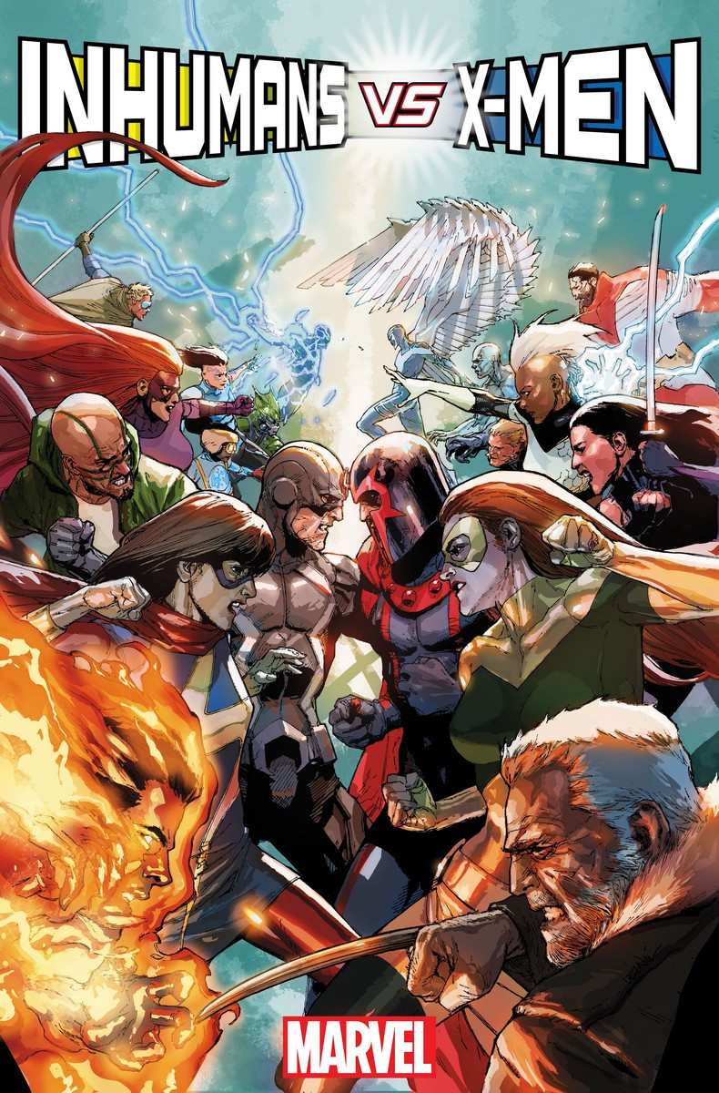 Inhumans_vs_X-Men_1_Cover_by_Leinil_Yu