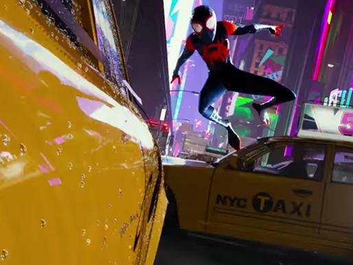Animação do Spiderman ganha trailer