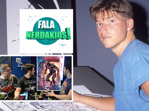 Rob Liefeld | Fala Nerdakios