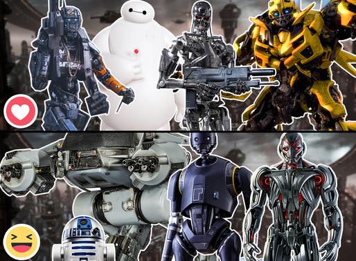 Fusi Kombat dos robôs