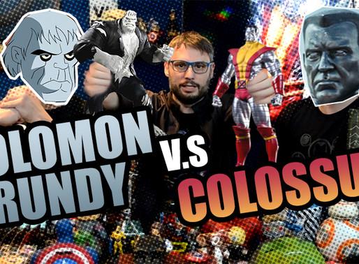 Solomon Grundy vs Colossus  Fusi Kombat