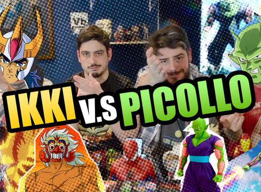 Ikki vs Picollo   Fusi Kombat