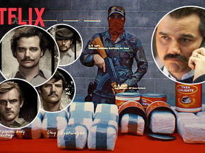 Por que assistir as duas temporadas de Narcos?