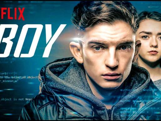 Iboy – Magneto Jovem + Arya Stark