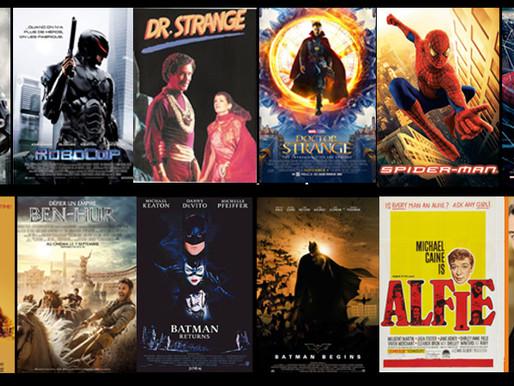 10 Reboots e Remakes de filmes