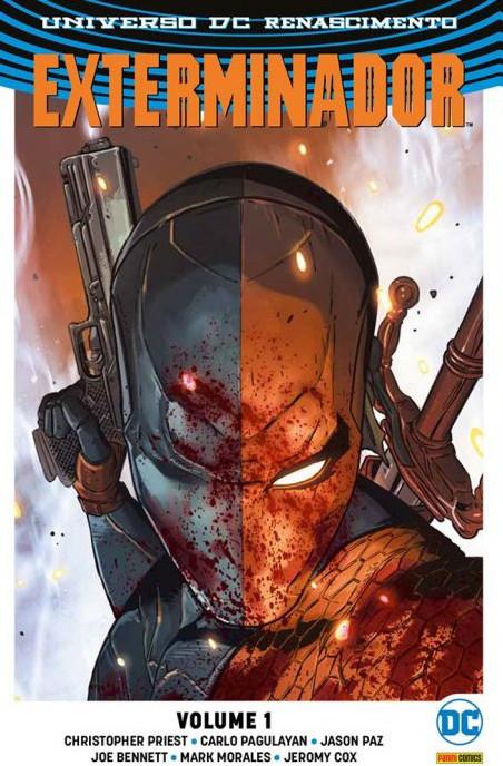 Exterminador da DC