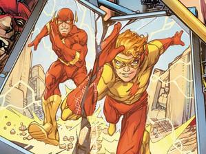 Novas Imagens de Flash War mostram o impacto da saga