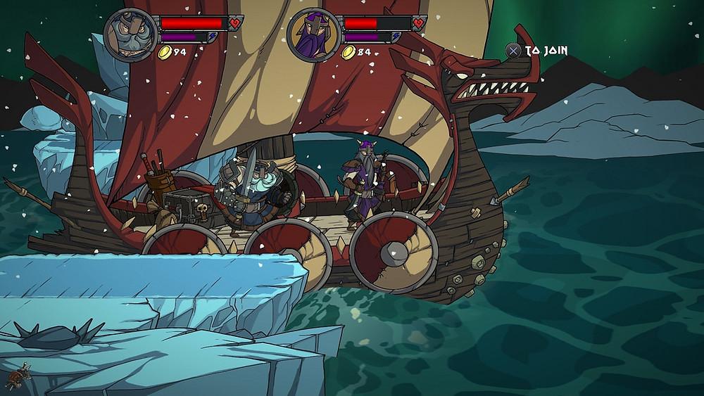 Game Viking Squad