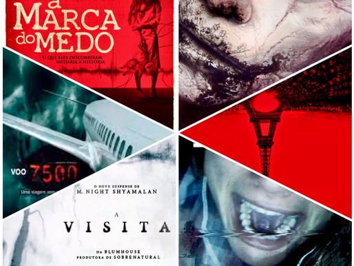 6 Filmes de terror para Sexta-Feira 13