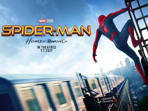 Veja posters de Spiderman Homecoming e entrevista com Tom Holland no Brasil