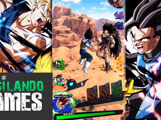 Dragon Ball Legends   Fusilando Games