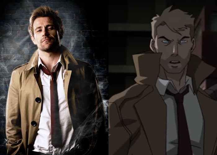 Constantine Anime