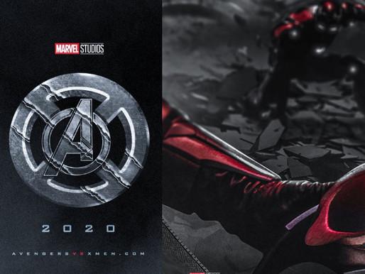 Poster de fã imagina X-Men vs Vingadores no MCU