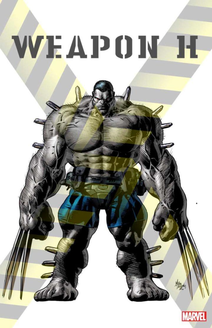 Híbrido de Hulk/Wolverine