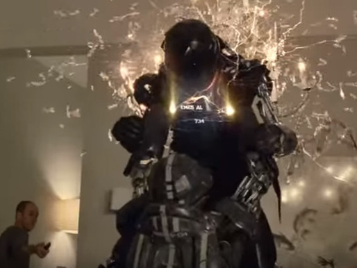 Vídeo de efeitos especiais da Legacy Effect