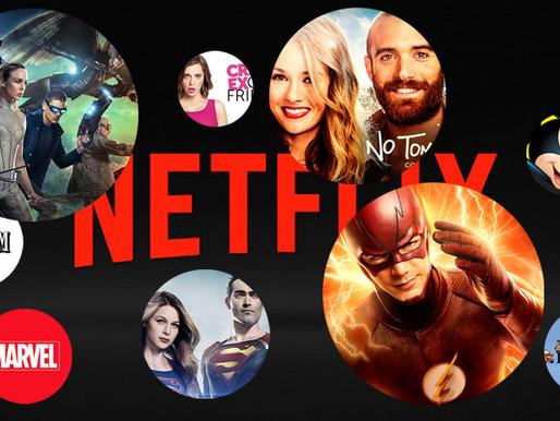 Netflix faz acordo com CW para exibir séries nos EUA