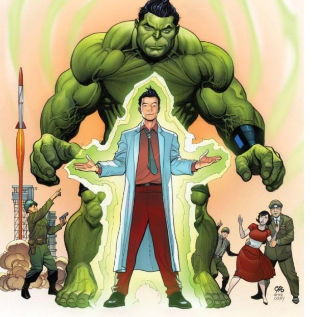 Hulk Amadeus Cho