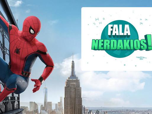 Homem-Aranha: De Volta ao Lar   Fala Nerdakios!