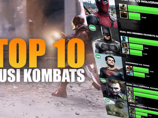 Top 10 Fusi Kombats de 2017