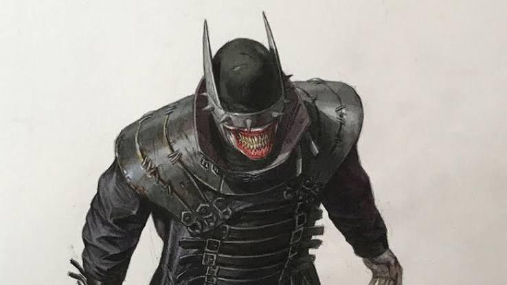Batman que Ri