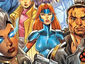 Capa de Rob Liefeld em X-Men