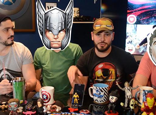 Thor vs Superman   Fusi Kombat