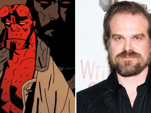 Novo Hellboy será mais sombrio, segundo David Harbour