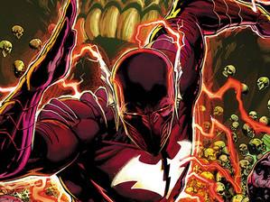Conheça o Red Death da DC