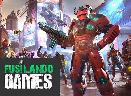 Shadowgun Legends   Fusilando Games