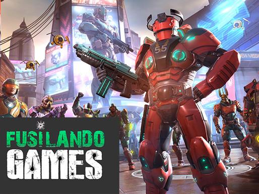 Shadowgun Legends | Fusilando Games
