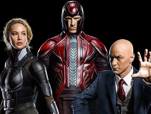 Jennifer Lawrence, Michael Fassbender e James McAvoy estão confirmados em X-Men: Dark Phoenix