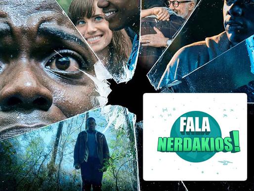 Get Out | Fala Nerdakios!