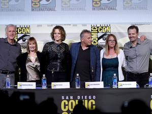 Melhores momentos do painel de ALIENS na Comic Con com James Cameron, Sigourney Weaver e outros