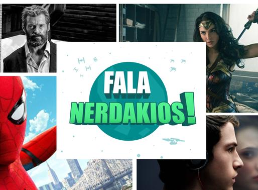 Melhores de 2017 do Fala Nerdakios!