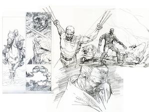 """Conheça o quadrinho Velho Logan que inspirou o novo filme do Wolverine """"Logan"""""""