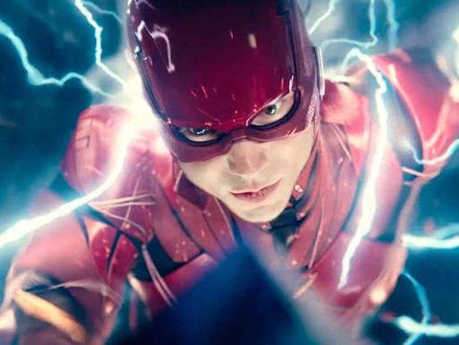 Futuro de filme do Flash (Flashpoint) parece depender do sucesso de Liga da Justiça