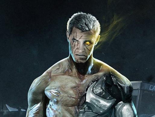 Concept de Josh Brolin como Cable