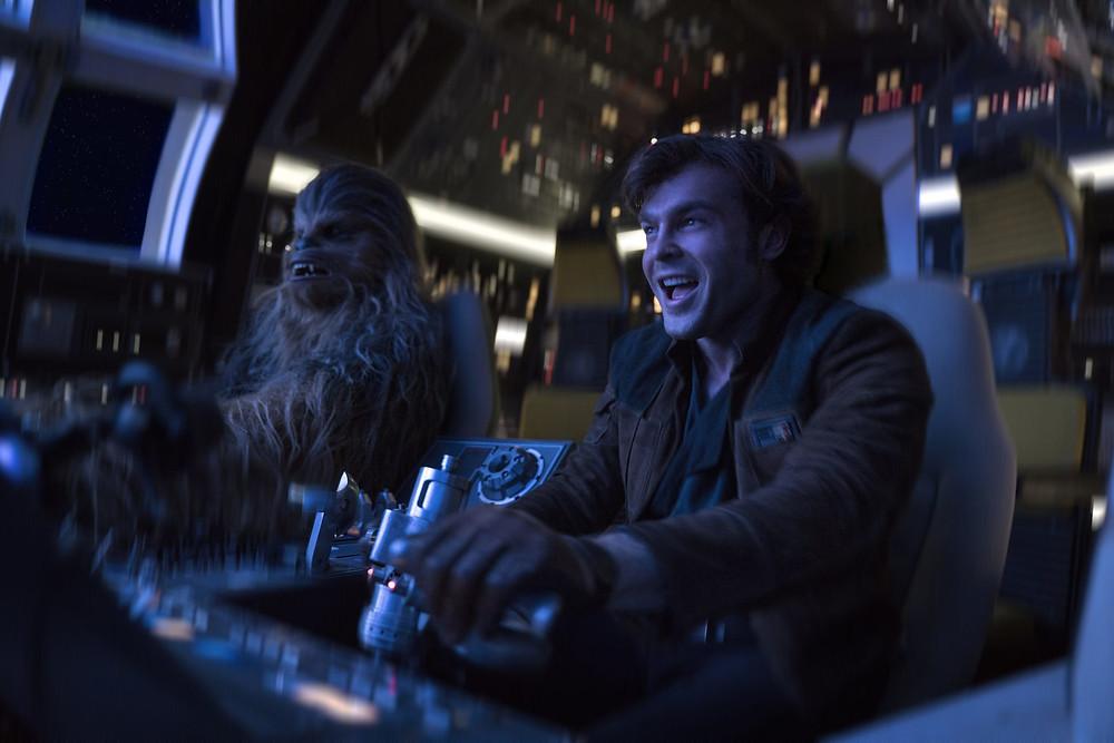 Solo: uma história Star Wars