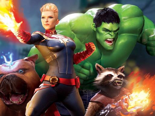 Jogo em realidade virtual da Marvel tem data