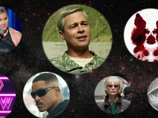 Netflix está publicando muitos trailers de projetos considerados de grande prestigio