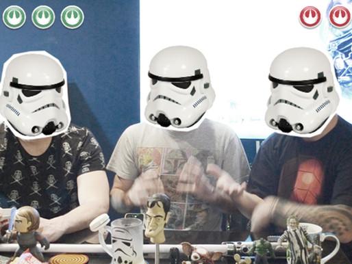 Análise do filme Rogue One: Uma História Star Wars | FUSI