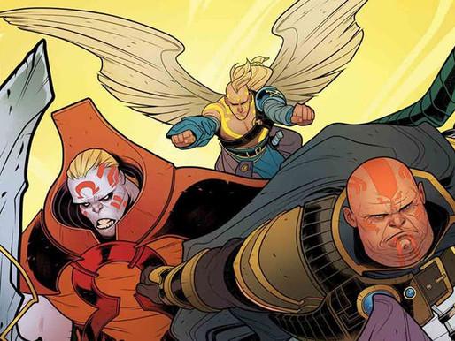 Uncanny X-Men vai ter nova nova equipe de Cavaleiros Mutantes